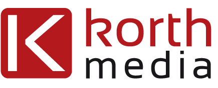 Logo von korth.media